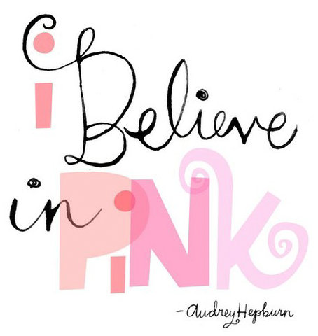 Pink-quote